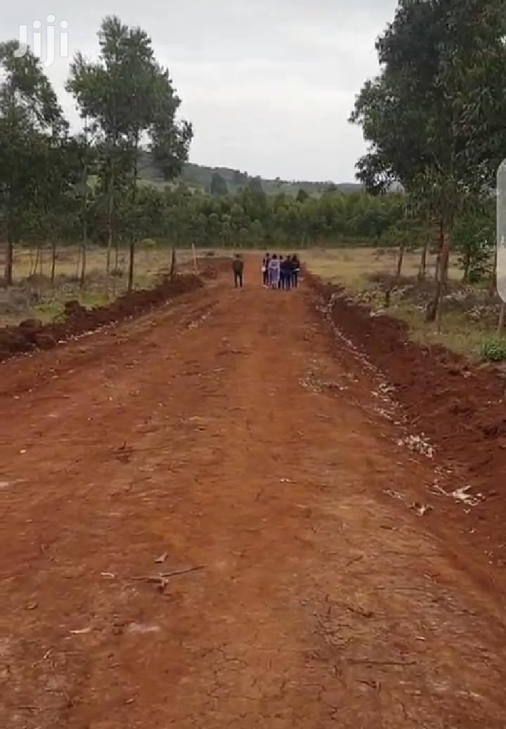Gated Community Plots in Kikuyu