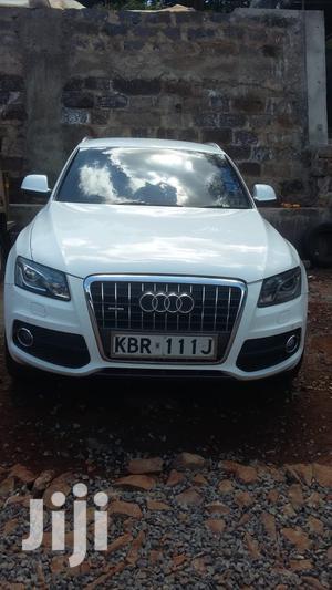 Audi Q5 2011 2.0 TDI Automatic White   Cars for sale in Nairobi, Runda