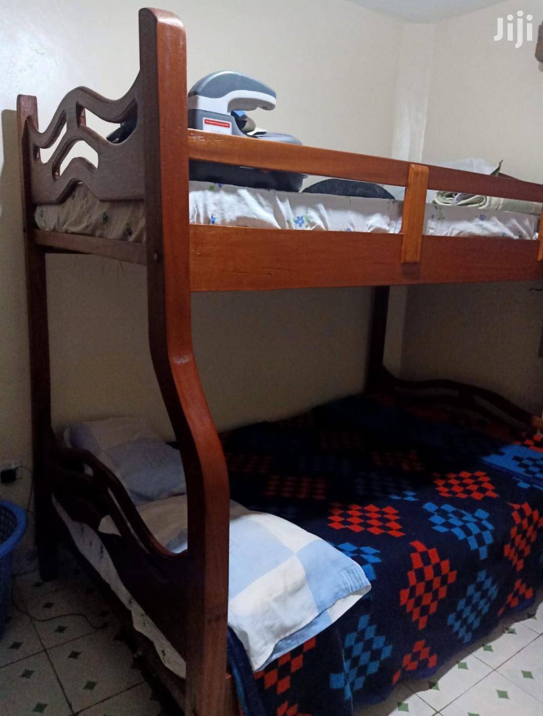 Mahogany Double Decker | Furniture for sale in Kasarani, Nairobi, Kenya