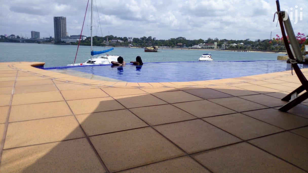 Oceanfront 1bedroom Flat Near English Point Mombasa.