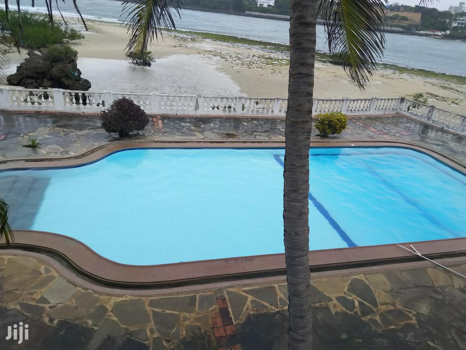 Oceanfront 1bedroom Flat Near English Point Mombasa. | Houses & Apartments For Rent for sale in Nyali, Mombasa, Kenya