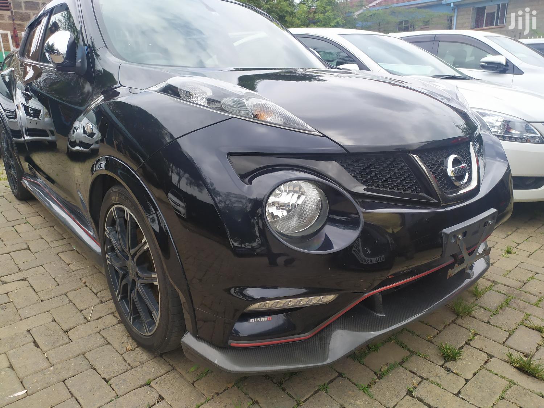 Nissan Juke 2013 S Black