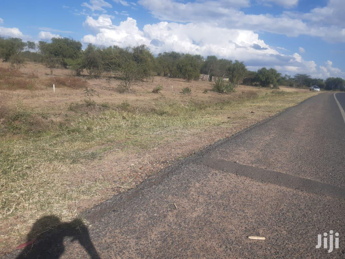 1/4 Acre Along Koma Kenol Tarmac.Kangundo
