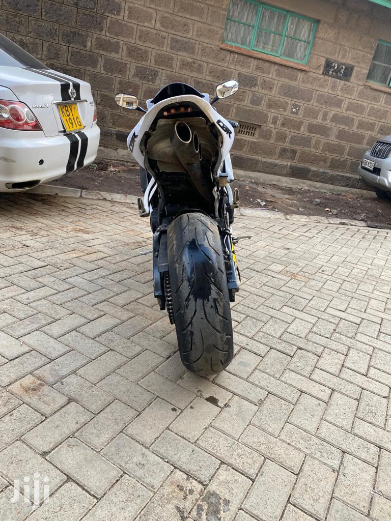 Honda CBR 2012 White | Motorcycles & Scooters for sale in Nairobi Central, Nairobi, Kenya