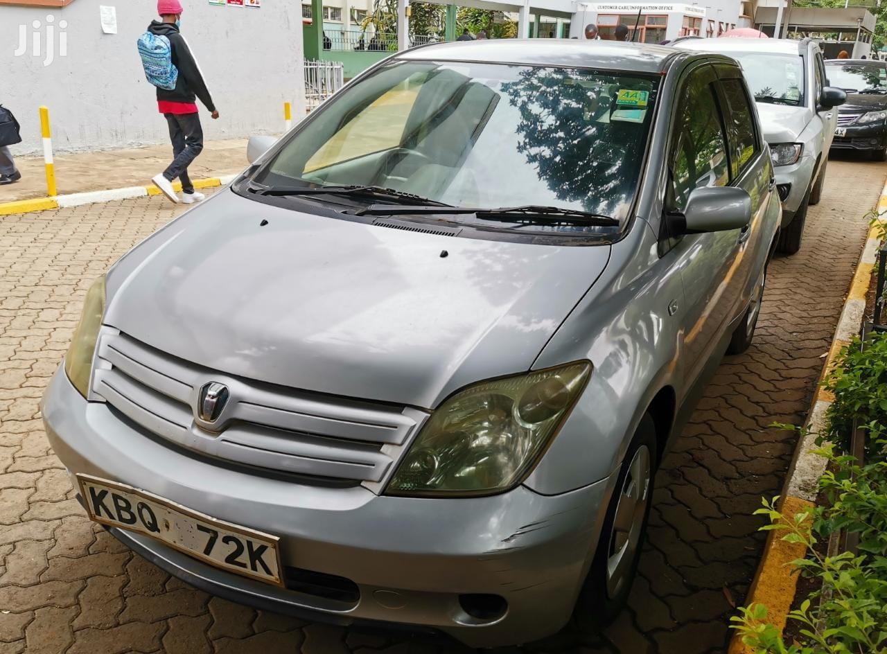 Toyota IST 2005 Silver   Cars for sale in Nairobi Central, Nairobi, Kenya