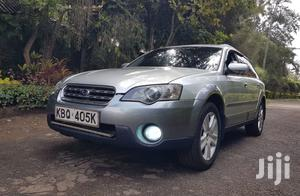 Subaru Outback 2004 2.5 Limited Wagon Gray | Cars for sale in Nairobi, Nairobi Central