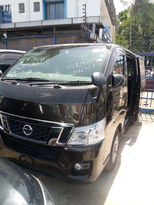 Nissan Caravan NV350 Automatic Diesel.