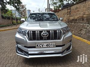 Toyota Land Cruiser Prado 2013 Silver | Cars for sale in Nairobi, Lavington