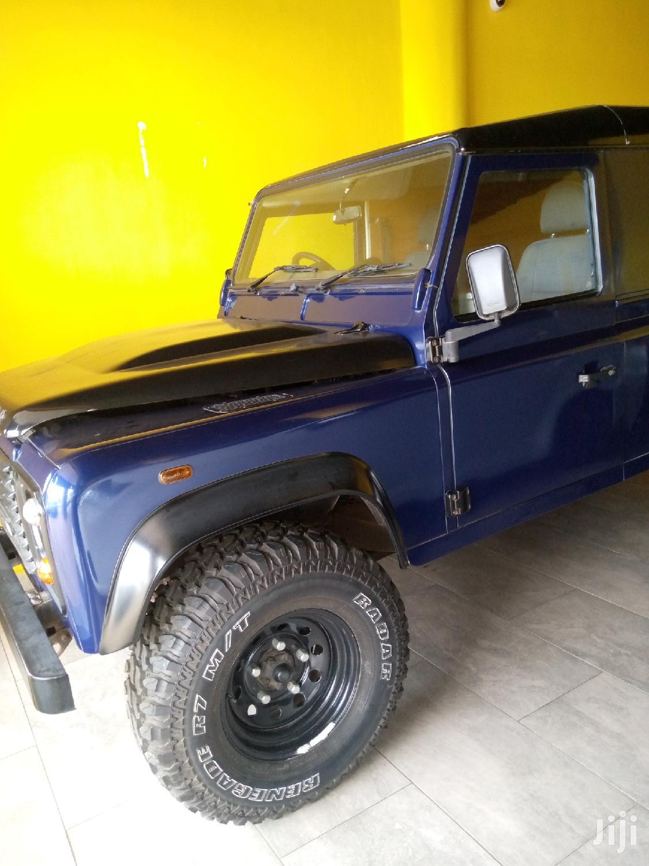 Land Rover Defender 2012 Blue   Cars for sale in Nanyuki, Laikipia, Kenya