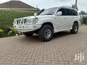 Toyota Land Cruiser 2001 White | Cars for sale in Nairobi, Karen