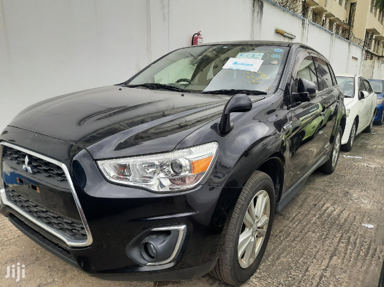 Mitsubishi RVR 2014 Black | Cars for sale in Tudor, Mombasa, Kenya