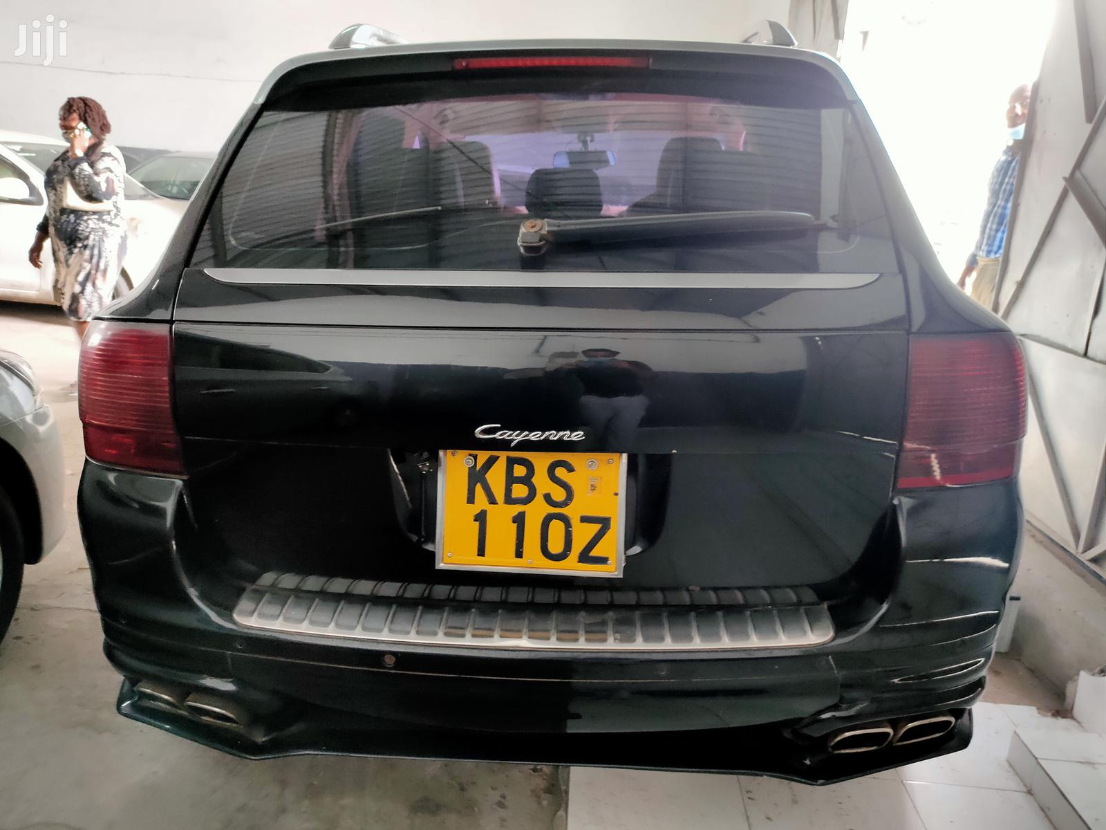 Porsche Cayenne 2005 Black   Cars for sale in Mvita, Mombasa, Kenya
