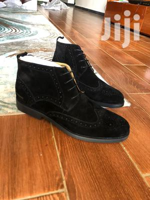 Quality Suede Boots at 4800   Shoes for sale in Nairobi, Kilimani