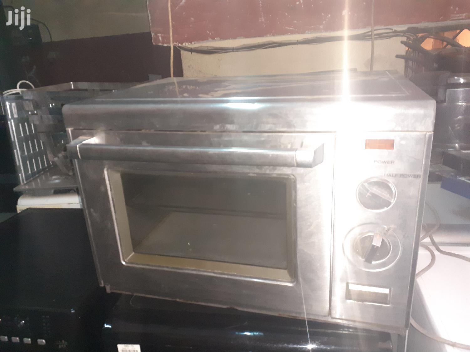 Ex Uk Commercial Microwaves