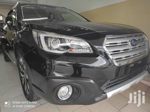 Subaru Outback 2015 Black   Cars for sale in Mombasa, Tudor