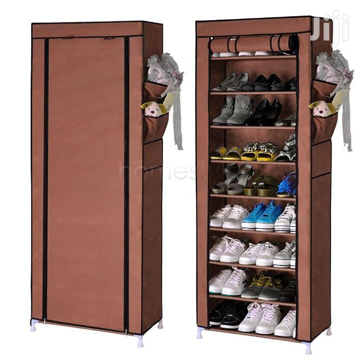Large Capacity Shoe Cabinet Shoe Rack Storage