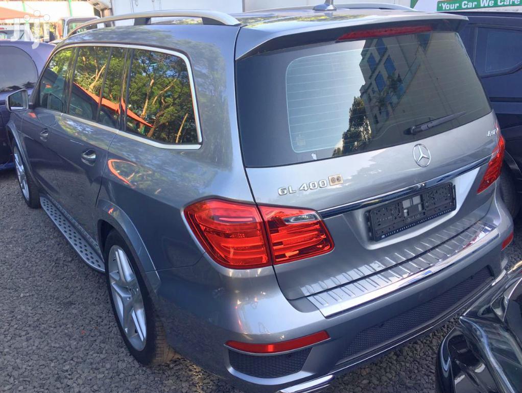 Mercedes-Benz GL Class 2014 Gray | Cars for sale in Nairobi Central, Nairobi, Kenya
