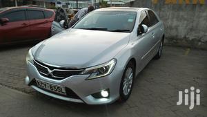 Toyota Mark X 2014 Silver | Cars for sale in Mombasa, Tudor