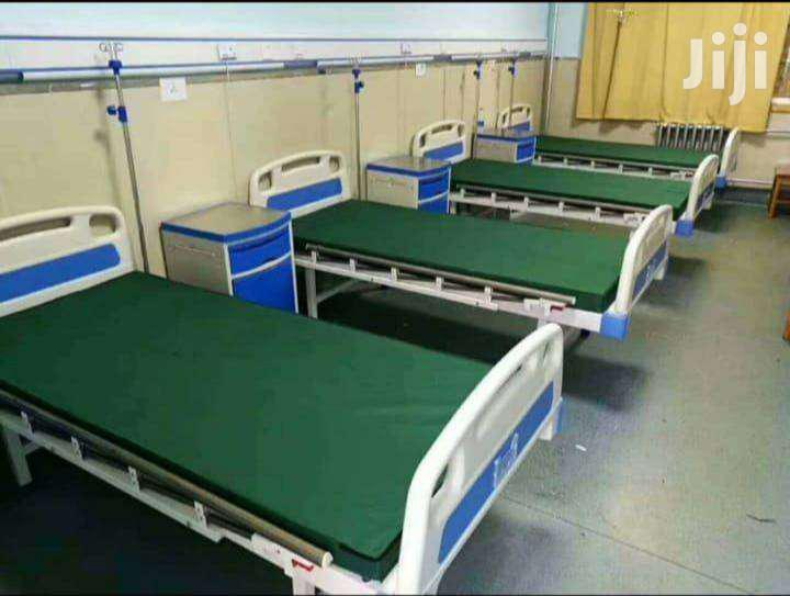 TWO CRANK HOSPITAL BED | Furniture for sale in Nairobi Central, Nairobi, Kenya