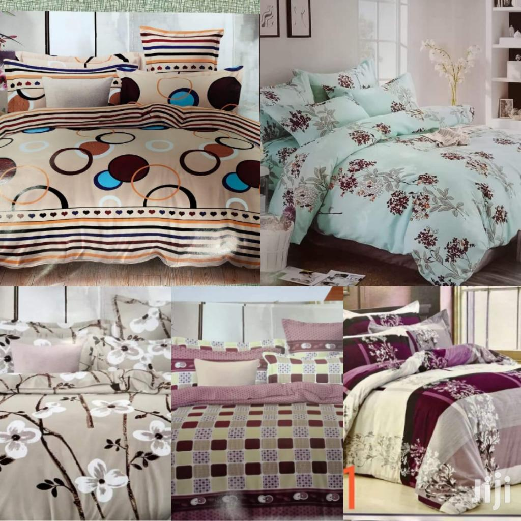5x6 Duvet +1 Bedsheet 2 Pillowcases