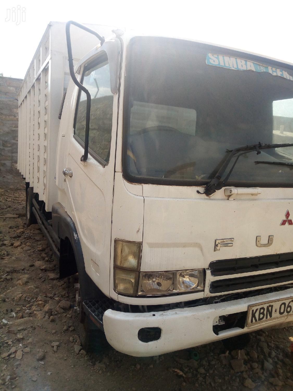 Archive: Mitsubishi Truck