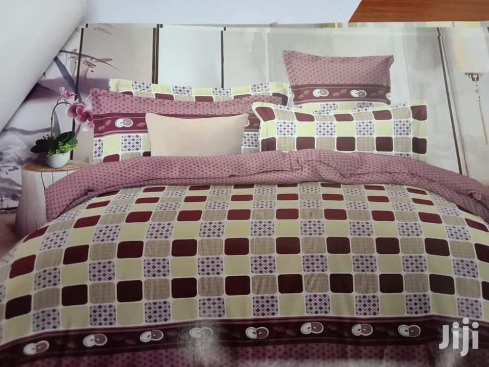 4x6 Duvet+1 Bedsheet 2 Pillowcases