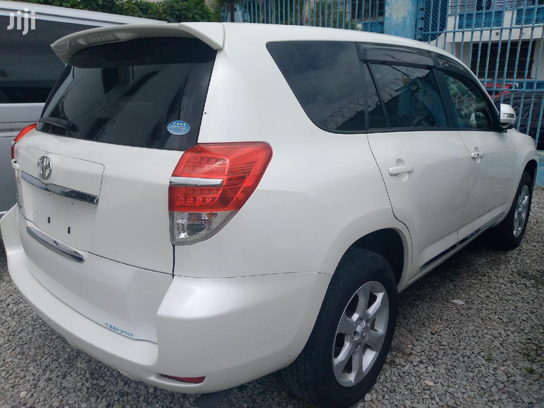 Toyota Vanguard 2013 White   Cars for sale in Mvita, Mombasa, Kenya