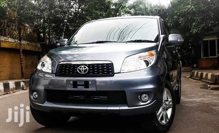 Toyota Rush 2012 Blue