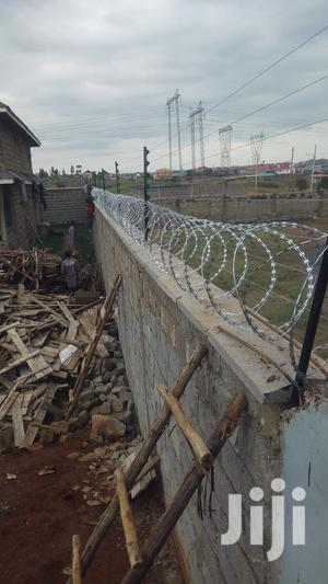 Energized Electric Fence Installation Services | Building & Trades Services for sale in Murang'a, Township G