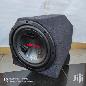 """JVC CS-GD1210 12"""" 1400w Dual 4ohm Voice Coil With 12""""Cabinet 
