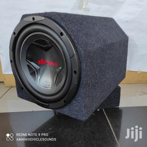 """1400W CS-GD1210,12"""" Dual Voice Coil Sub With 12""""Cabinet. 