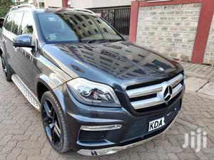 Mercedes-Benz GL Class 2013 GL 350 BlueTEC Gray   Cars for sale in Nairobi, Nairobi Central