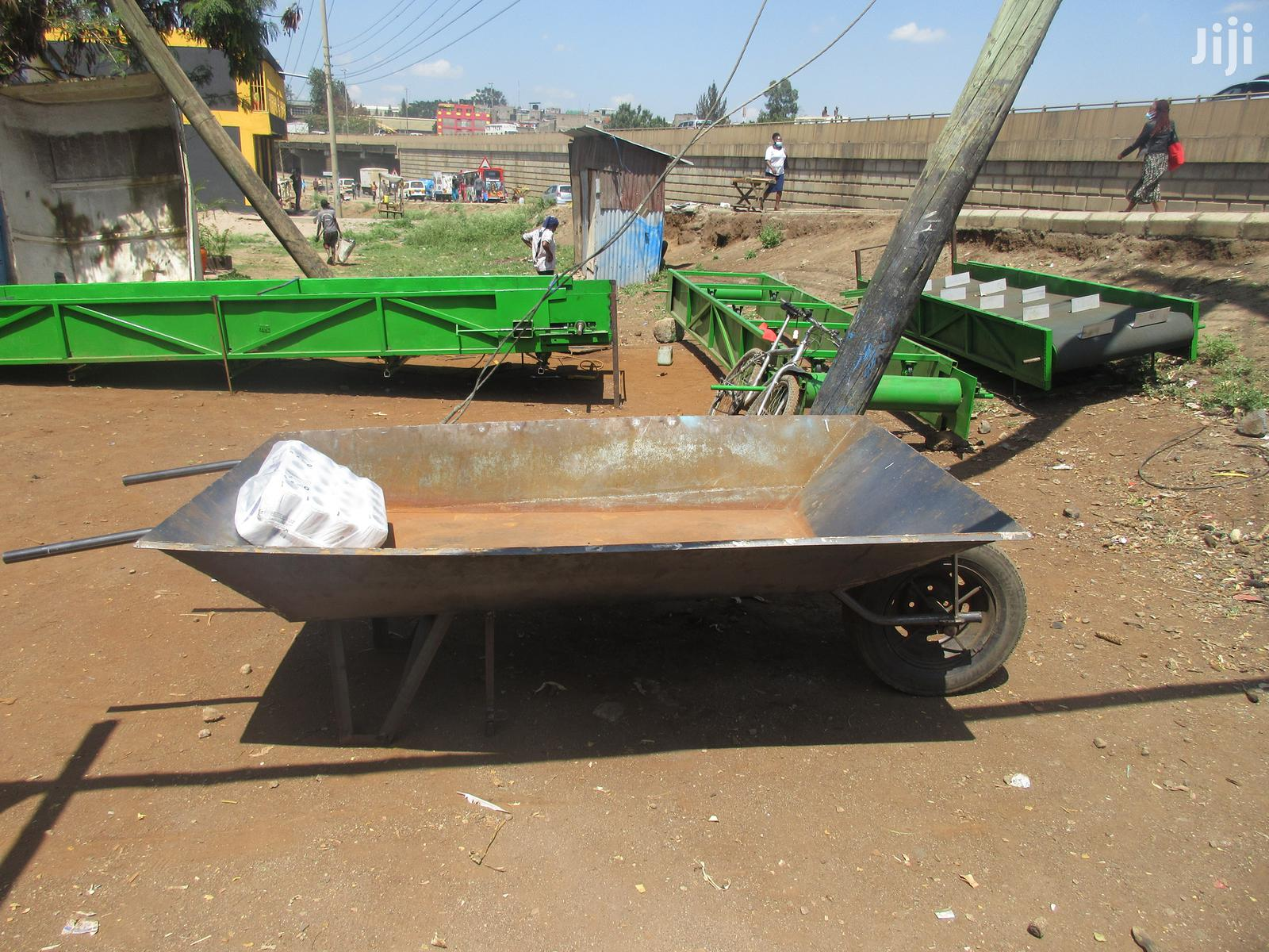 Archive: Giant Wheelbarrow