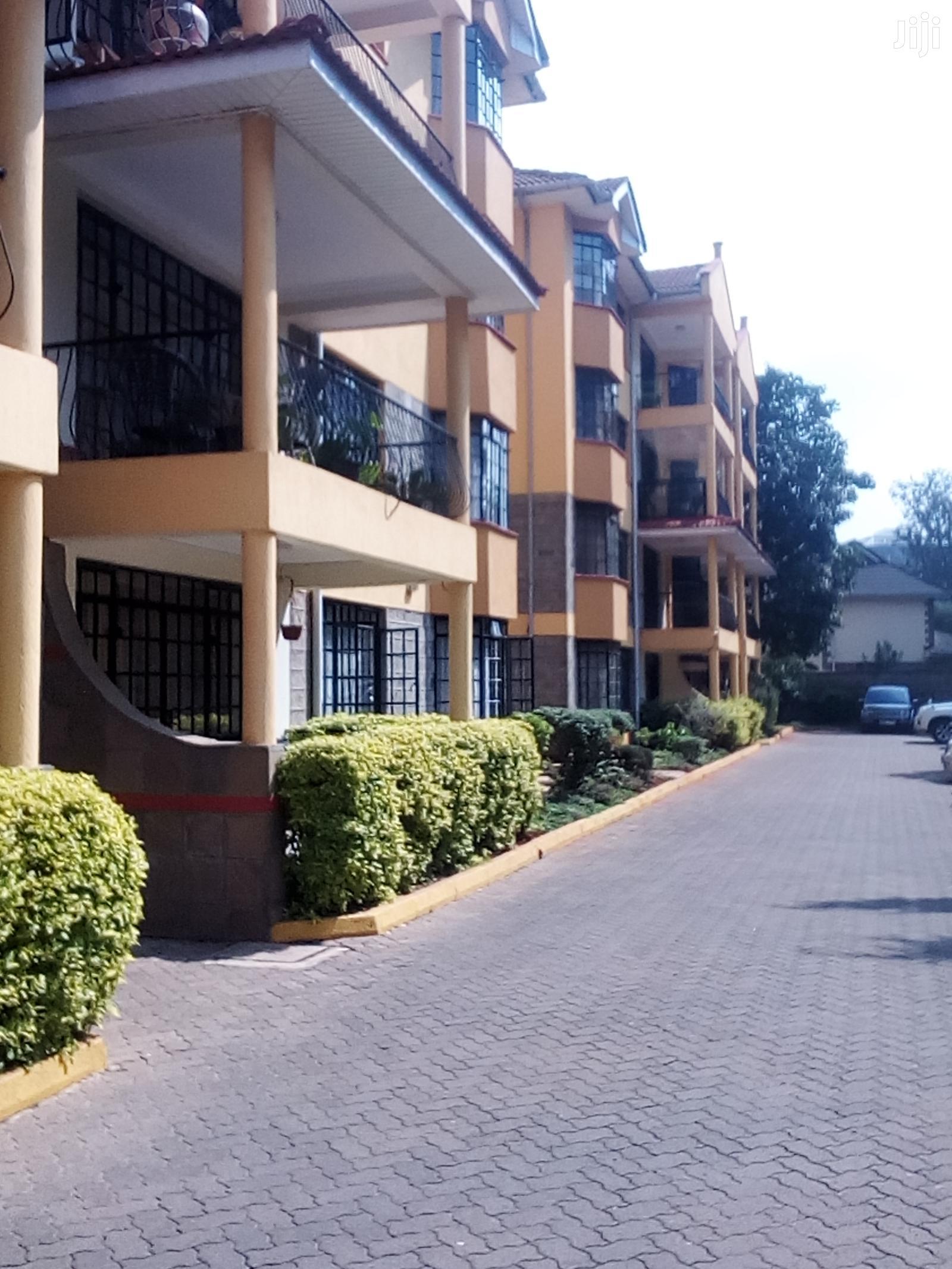 Kileleshwa Spacious Three Bedroom Apartment to Let.