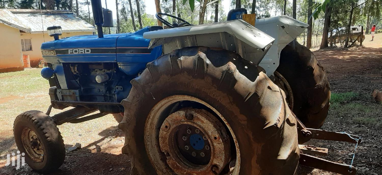 Archive: Tractor Ford KUN