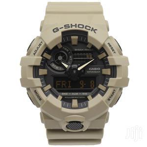 G Shock Men Watch - Beige   Watches for sale in Nairobi, Nairobi Central