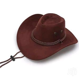 Fashion Men's Cowboy Fedora Hats(Other Colors Available) | Clothing Accessories for sale in Nairobi, Nairobi Central