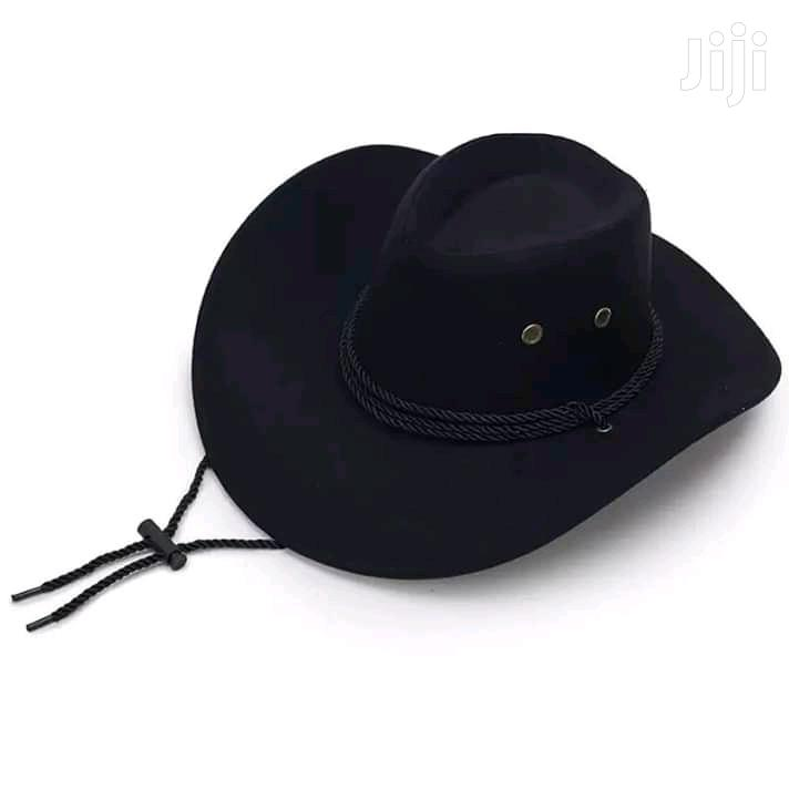 Fashion Men's Cowboy Fedora Hats(Other Colors Available) | Clothing Accessories for sale in Nairobi Central, Nairobi, Kenya