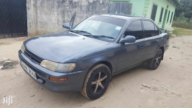 Toyota Corolla 1994 Sedan Gray