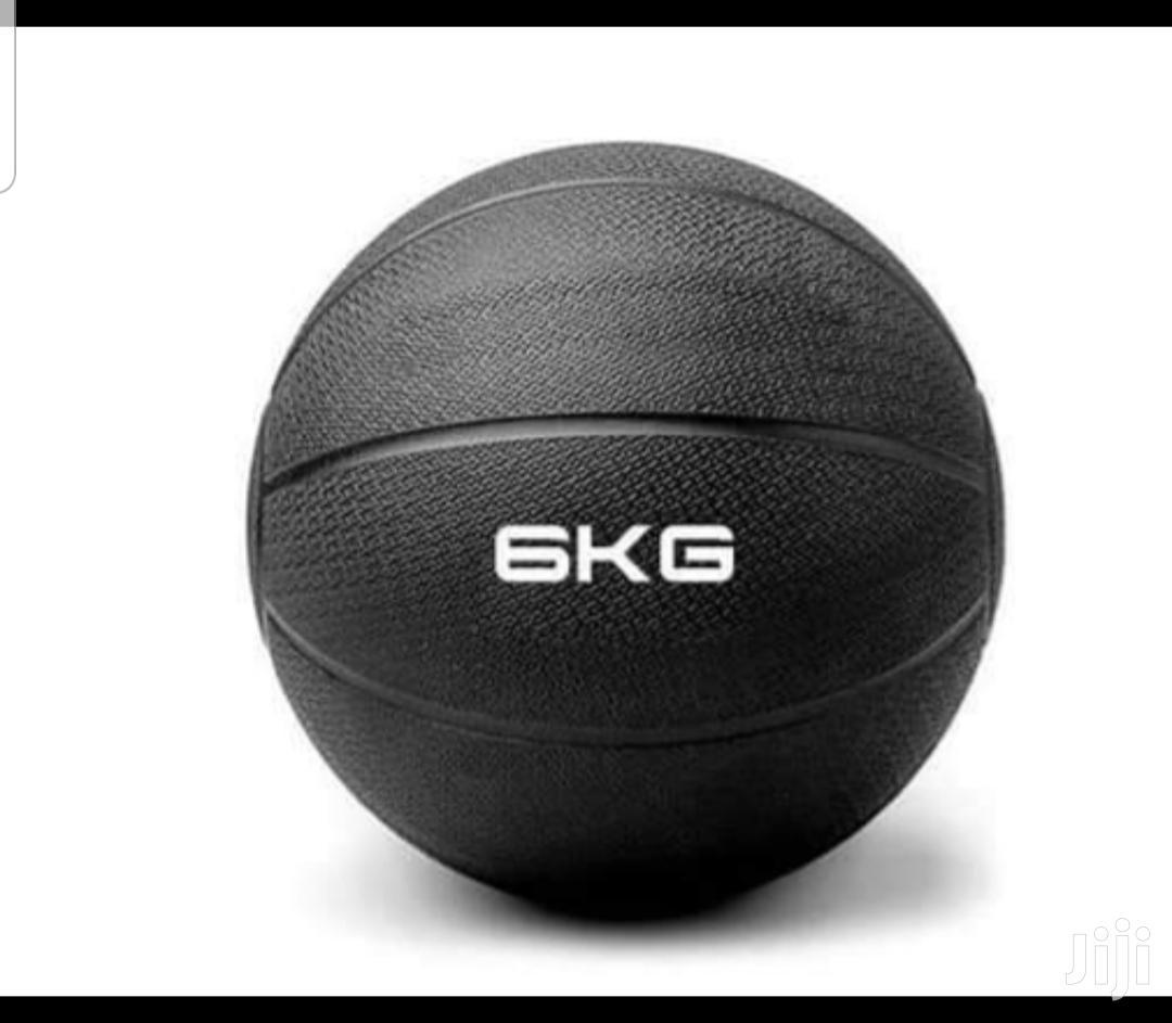 Medicine Ball 6kg/Gym Ball