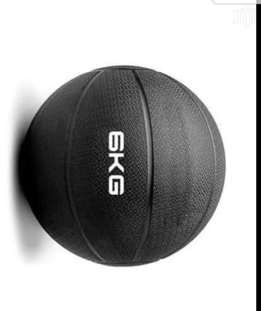 Medicine Ball 6kg/Gym Ball | Sports Equipment for sale in Nairobi Central, Nairobi, Kenya