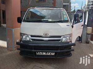 Toyota Hiace. 2012 Petrol. Auto.   Buses & Microbuses for sale in Nairobi, Karen