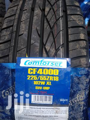 225 /55 R18 Comforser | Vehicle Parts & Accessories for sale in Nairobi, Nairobi Central