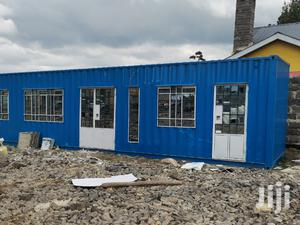 Shipping Container Converted Into A Water Treatment Office | Manufacturing Equipment for sale in Nairobi, Embakasi