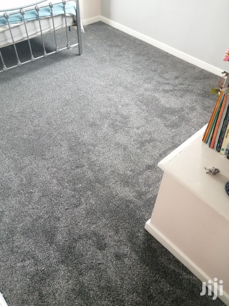 Grey Wall to Wall Carpet   Home Accessories for sale in Nairobi Central, Nairobi, Kenya