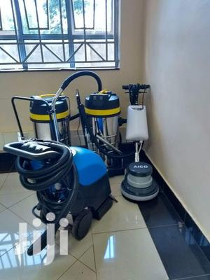 Floor Scrubber And Carpet Cleaner Machine | Manufacturing Equipment for sale in Nairobi, Mbagathi Way