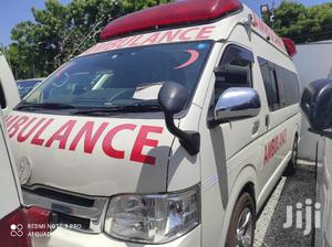 Toyota Ambulance Fully Equipped | Buses & Microbuses for sale in Mombasa, Tudor
