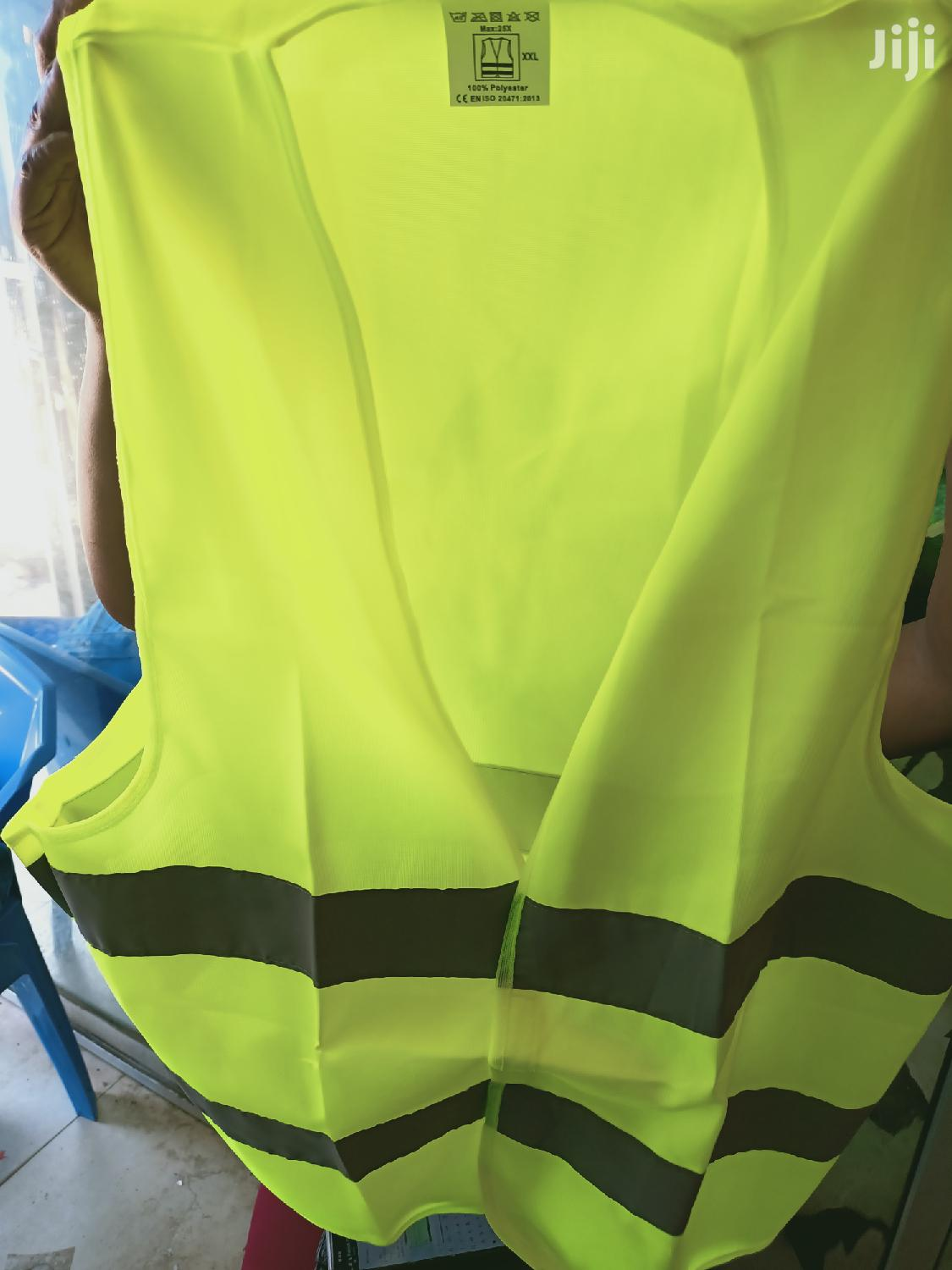 Reflector Jackets Available In Different Colors   Safetywear & Equipment for sale in Nairobi Central, Nairobi, Kenya