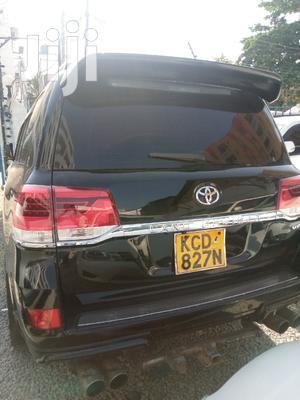 Toyota Land Cruiser 2008 Black | Cars for sale in Mombasa, Mvita