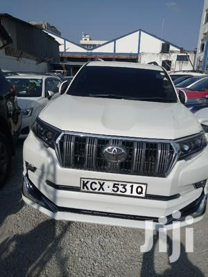 Toyota Land Cruiser Prado 2012 GX White | Cars for sale in Mombasa, Mvita